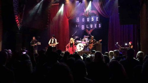 Gypsy Heartbreakers at the House of Blues